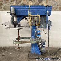 GRENIER CHARVET PR300 Lifting head dissolver 25,8 KW