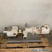 PCM rotary lobe pump – without lobe