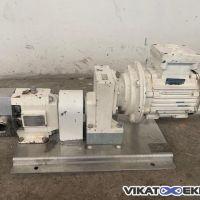 Pompe à lobes 5 m3/h Johnson Pump SPXFLOW type TL2/0234-40