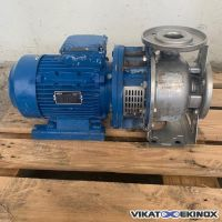 Hilge centrifugal pump type Norm-Durachrom 65.50 125