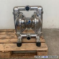 Pompe à membranes DL50 Inox 316L