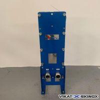 APV plate heat exchanger 1.9m2