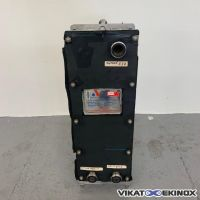 APV S/S plate heat exchanger type H17R10