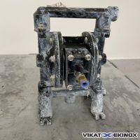 1/2″ Alu diaphragm pump ARO INGERSOLL-RAND type PD05A-AAS-FTT-B