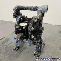 1/2″ Alu diaphragm pump ARO INGERSOLL-RAND type PD05R-BAS-FTT-B