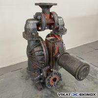 1 1/2″ Alu diaphragm pump WILDEN PCB type XPX-400