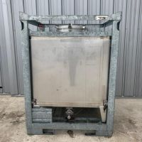 UCON S/S container 1000 litres