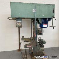 Disperseur à tête relevable 30 KW GRENIER CHARVET type PR400