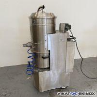 CFM S/S vacuum type 3306 DEAXXX