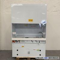 Hotte plastique 1580 x 600 mm VACO SORBONNE Type ACIDE