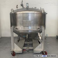 S/S Tank 2500 LITRES