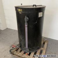 PEHD plastic tank 1000 litres