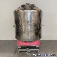 S/S tank-container 1200 L