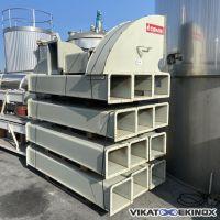 Bucket Elevator 100 T/h – Ht. 15500 mm – DENIS type 24 N ADAPTE