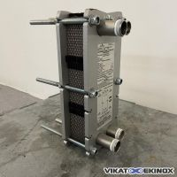 POLSINELLI plate heat exchanger 5.8 litres