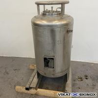 CHAUDRINOX S/S  vessel 230 litres