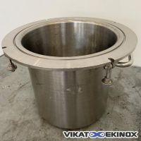 Stainless steel tank 25.5 litres