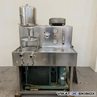 VATRON MAU S/S filter chiller