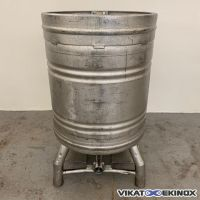 Stainless steel container 400 L