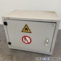 KÖTTERMANN safety cabinet type 2-338-SEJFN – FWF90