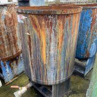 Steel tank 600 litres