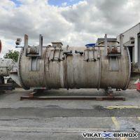 S/S Ribbon mixer 18000 litres