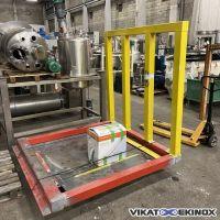 PRECIA scale 3000 kg type LNE-14588