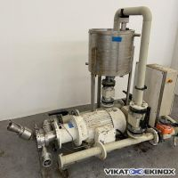 YSTRAL Conti-TDS in line homogeniser/mixer