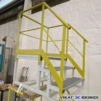 Platform 1100 x 800mm BCL Equipements