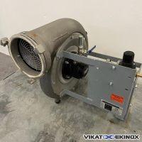 Ventilateur centrifuge DELTA NEU type SUPER COBRA RT Air comprimé+ Mano