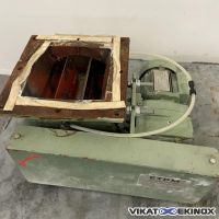 Vanne écluse rotative Ø 250 mm ETPM type E.8 I