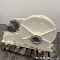 Ventilateur centrifuge 3 kW NEU type CM 84