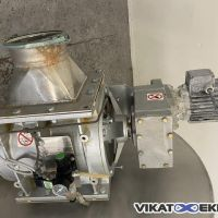 Vanne écluse rotative ACETT type DRA04001030510305