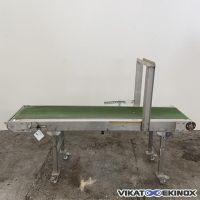 Belt conveyor L 2000 mm