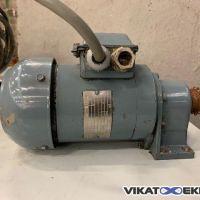 EBERHARD BAUER geared-motor 40 W