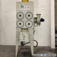 AAF OptiFlo cartridge dust collector 80m2 model 2RC4