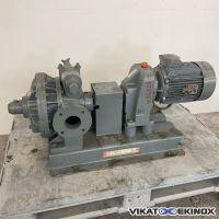 Pompe volumétrique MOUVEX type AL HT