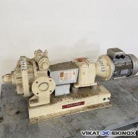 Pompe volumétrique MOUVEX type AL 0 BC-ST-B/I VT-VT-C-5