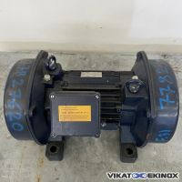 JVM vibrator 1.2 kw  1430 rpm