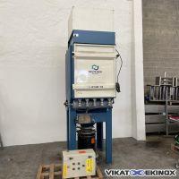 DELTA NEU sleeve dust collector 20m2 type JETLINE CH 20/1000 STD HT V2