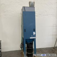 DELTA NEU pocket dust collector 16m2- 2.2 kw- type POLUCLEAN P16 35-06 MULTI-OR