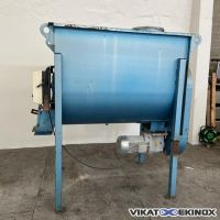 TOY steel ribbon mixer 1200 litres