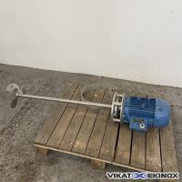 Agitator Length 900 mm 2.2 kw 920 rpm