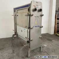 ALFA LAVAL TETRA PAK S/S heat Exchanger Pasteuriser type C8-SM