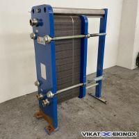 APV plate heat exchanger 15.8 m2 type H17