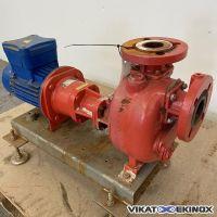 Pompe centrifuge acier SALMSON 30m3/h à 10m