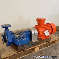 Pompe centrifuge inox LEFI type SIP 40/20