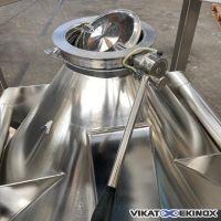 CORA S/S butterfly valve Ø 250 mm type SVI/10/0125/4