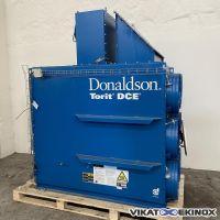 Caisson de dépoussiérage 141.6 m2 DONALDSON TORIT DCE type DFE 3-6-V