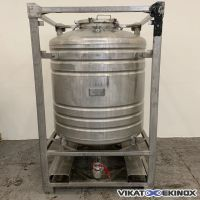 S/S container 1000 L